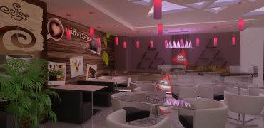 restaurant interior design low budget
