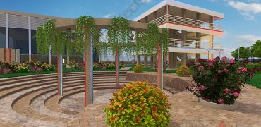Fountain & Landscaping Design